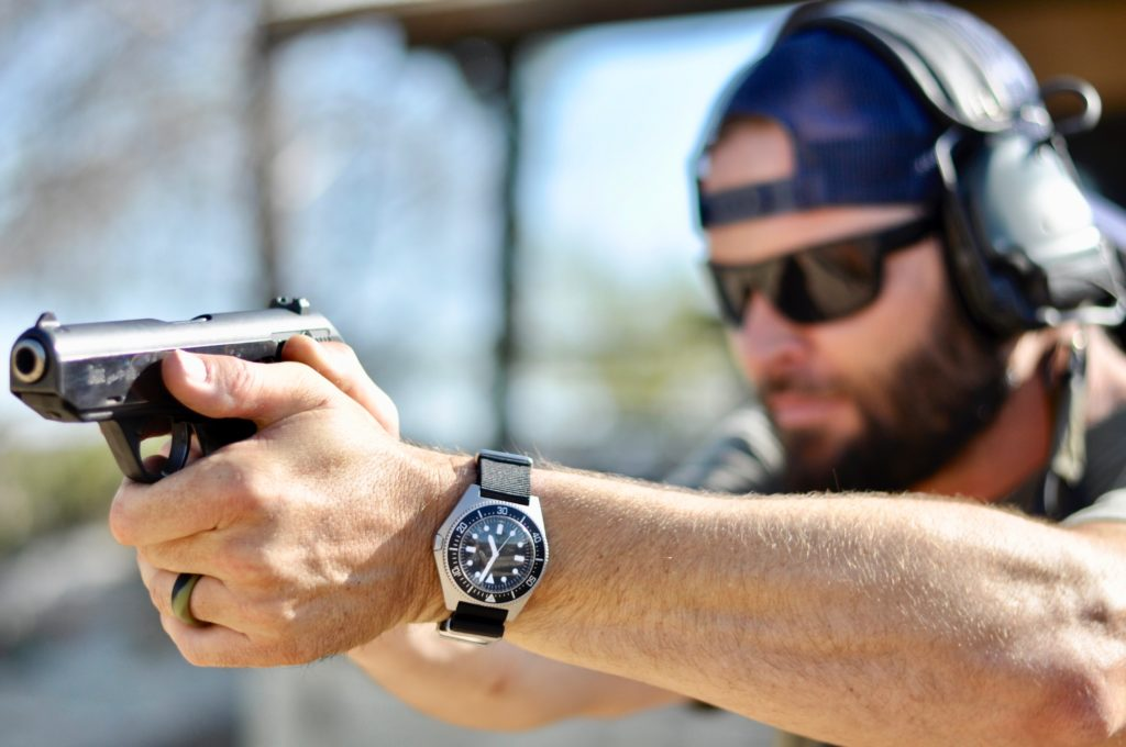 Paradive MKII Gen 3 | Special Operations watch reborn