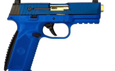 FN Announces Release of FN 509 Simunition Pistol for Law Enforcement Agencies