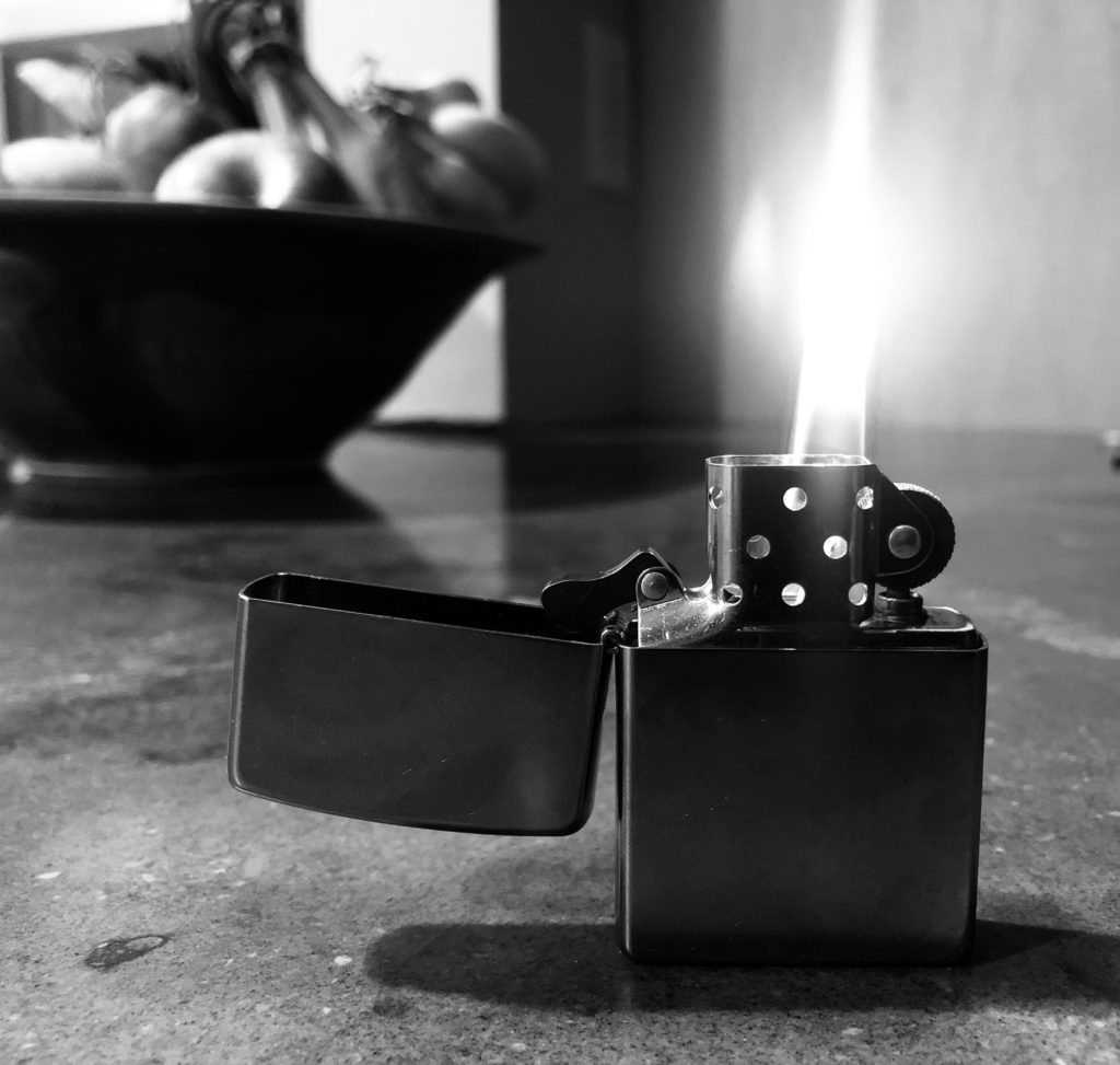 The ZIPPO Windproof lighter