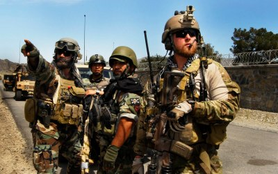 Life In Special Operations Is in the Shadows, Not the Limelight