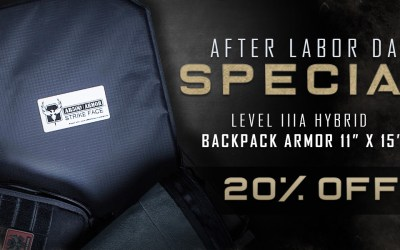 AR500 Armor End of Summer Clearance!