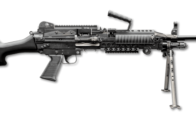 FN America is Awarded the Contract to supply USSOCOM with Mk46 and Mk48 Light Machine Guns