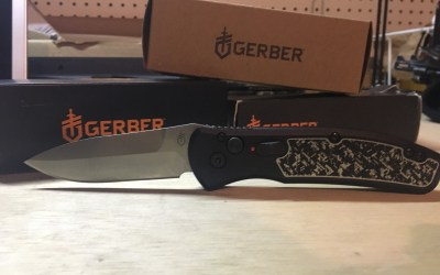 Gerber Empower Auto Knife | Military-grade insight and materials