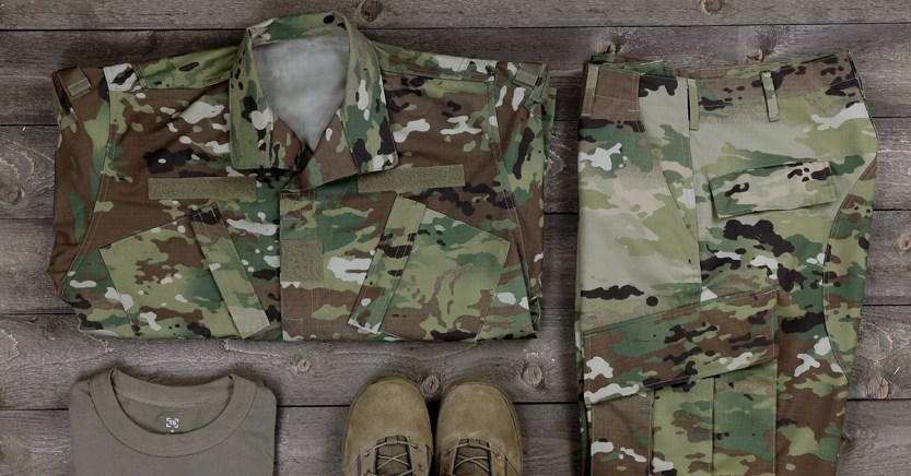 Operational Camouflage Pattern Uniforms for Sale: TacticalGear.com