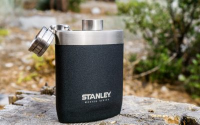 The Stanley Master Flask: A bold flask for bold adventures