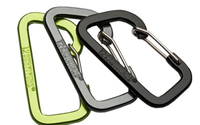 Introducing the New 12 Survivors Carabiners