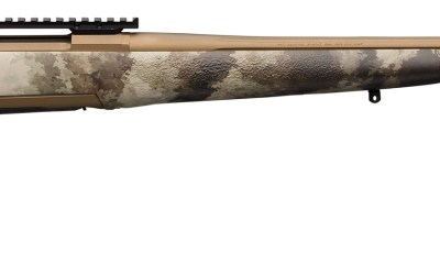 Browning Accuracy with the New X-Bolt Hell's Canyon Speed Long Range McMillan