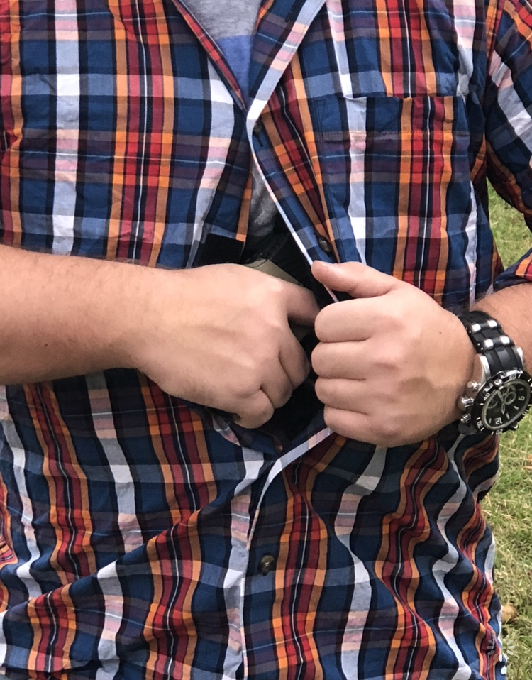 First Look | Truly Innovations Every Day Carry Shirt