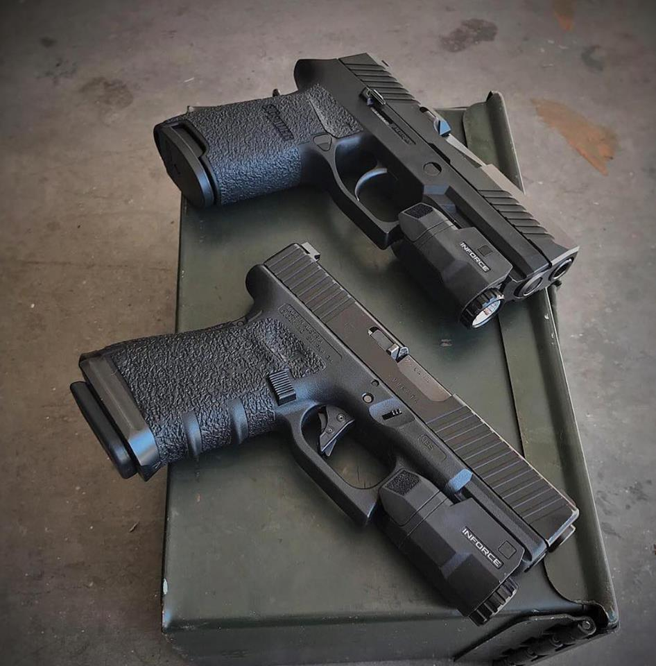 Executive Protection Holsters