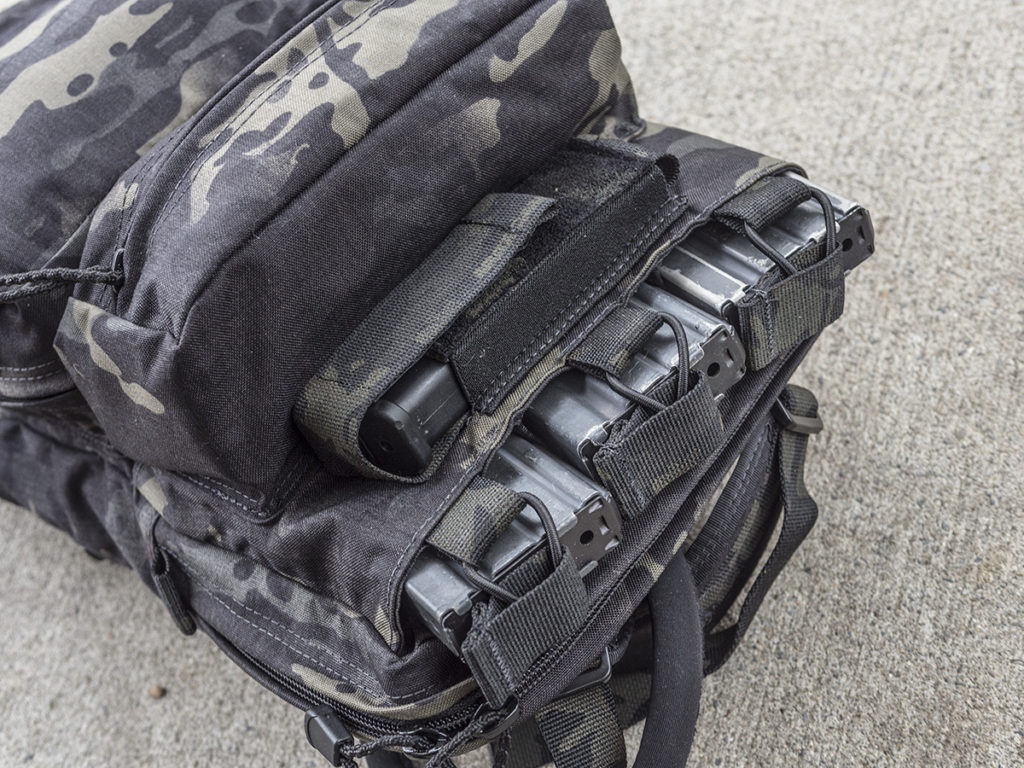 Combat Casualty Bag