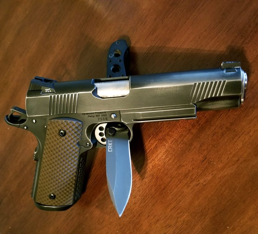 Photo of the day: My Custom Ed Brown Special Forces 1911
