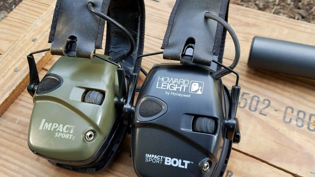 Howard Leight Impact Sport Bolt
