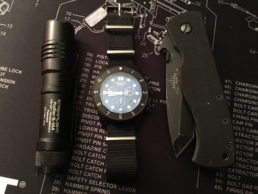 What is your absolute minimum edc?