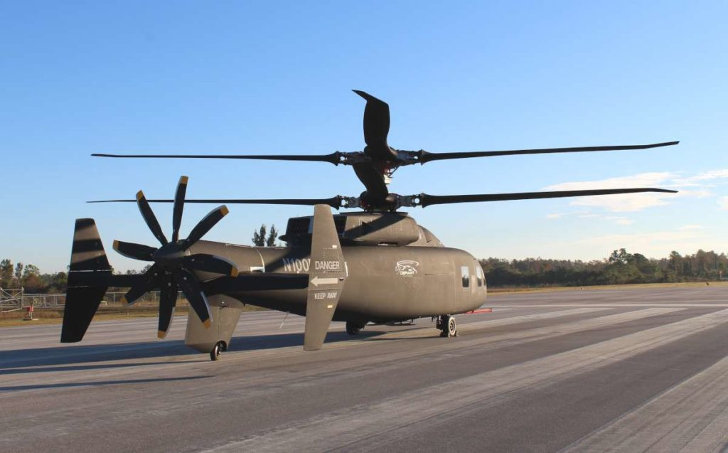 Sikorsky and Boeing finally reveal what might be the Army's new chopper