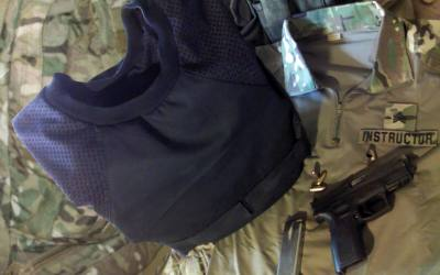 Wearing Body Armor is Becoming a Necessity