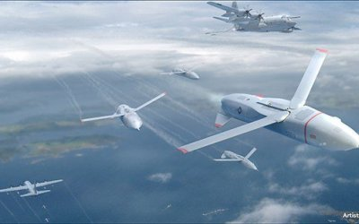 The Gray Wolf: The Air Force's plan to overwhelm enemy defenses with missile swarms instead of new tech