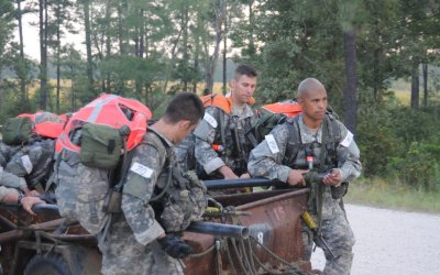 Special Operations Candidates, Get Your Mind Right