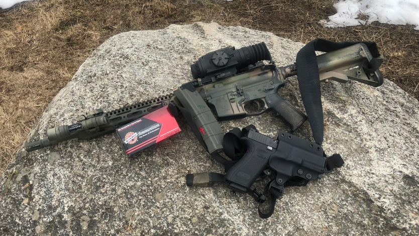 AMTAC Shooting: Review of FLIR Thermosight Pro PTS233