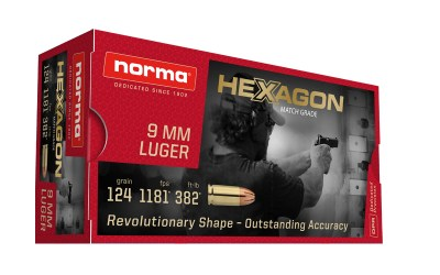 Norma Releases HEXAGON – High Performance Competition Ammunition