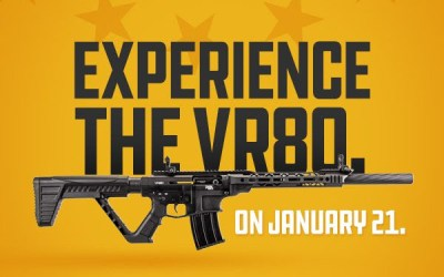 Experience the VR80 on January 21 during Range Day