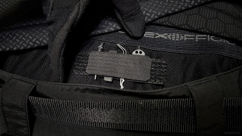 Active SERE kit: Concealed and ready for deployment
