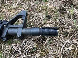 Smith Vortex flash suppressor