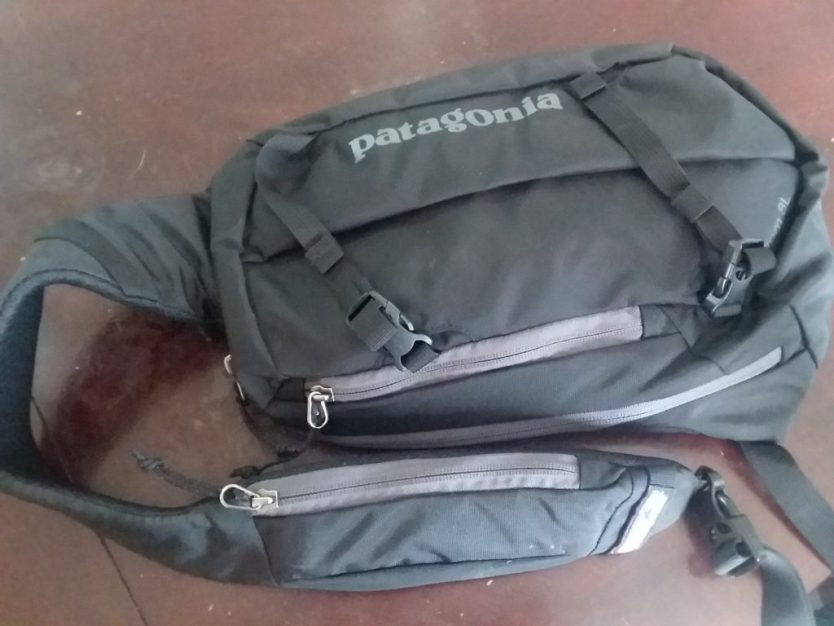 Patagonia Atom 8 liter sling: The take-it-everywhere classic sling bag