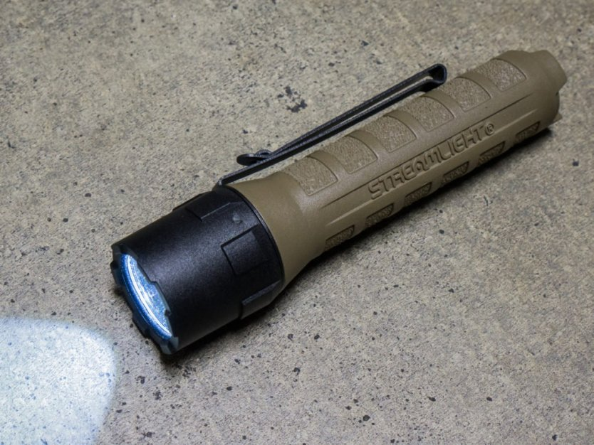 Streamlight PolyTac X Flashlight: Worth going in your go-bag