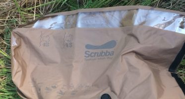 Scrubba Washbag: Keep your clothes clean in the field