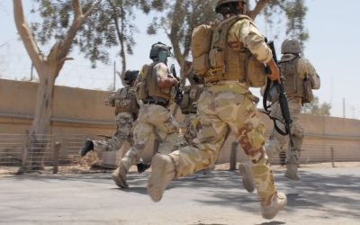 Special Operations Selection: Changing your workouts to increase your speed