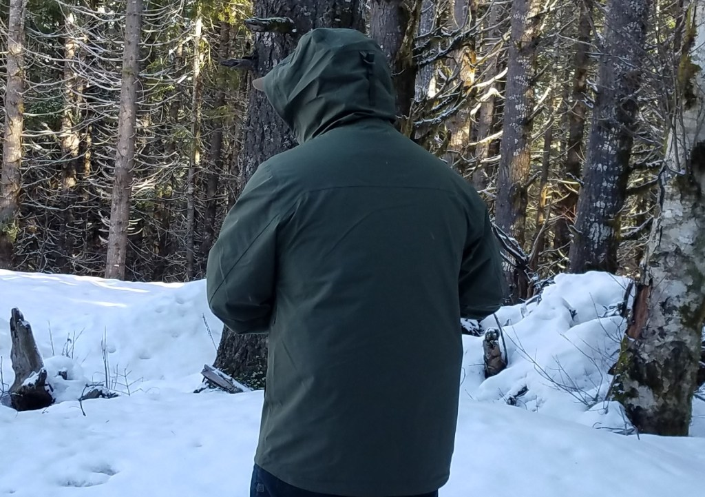 5.11 Aurora Shell Jacket | Elemental protection