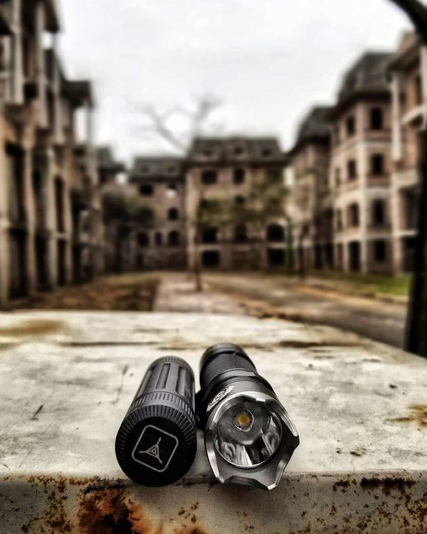 Photo of the day: Exploring an abandoned town in Hanoi