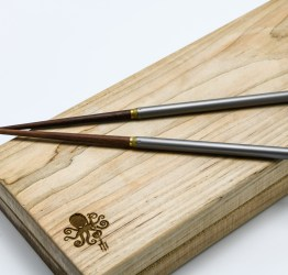 Prometheus Design Werx | Bougie chopsticks sure to wow