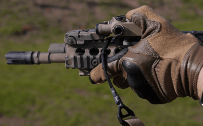 Magpul Breach Glove: Preserve comfort and dexterity when manipulating weapons