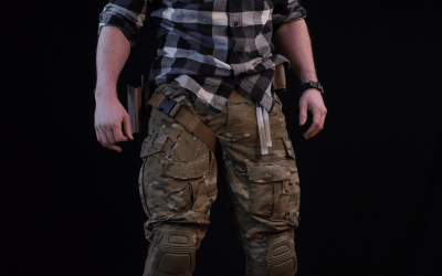 Different combat pants compared