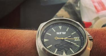 The Crate Club & NFW Watch Collaboration