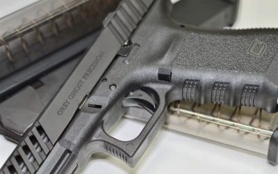Grey Ghost Precision Glock Slide: Beyond Perfection