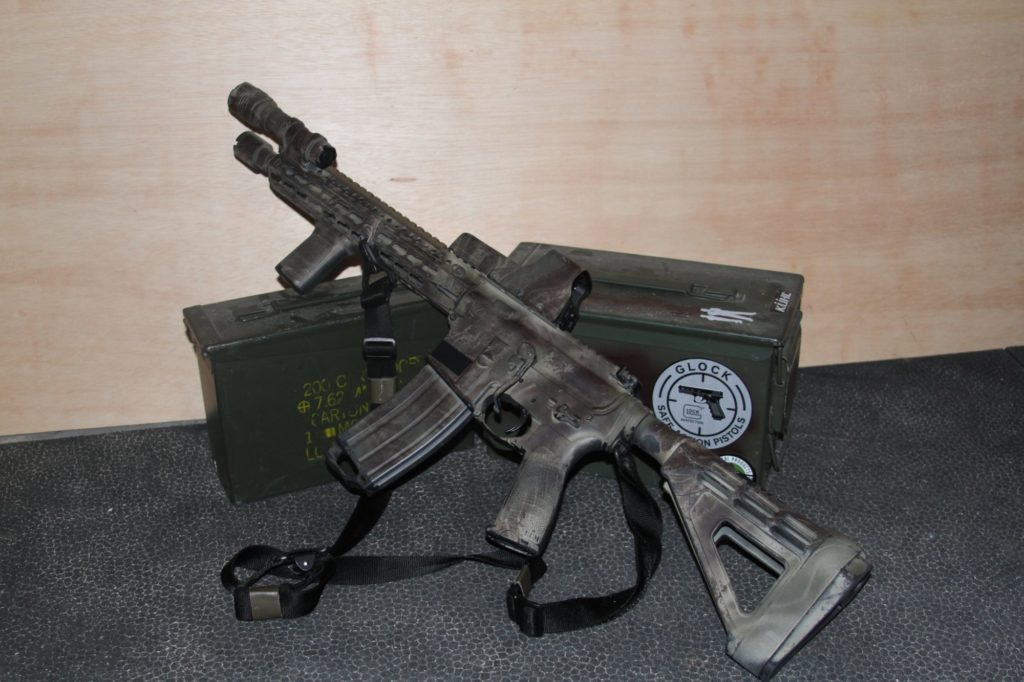 My primary home defense weapon