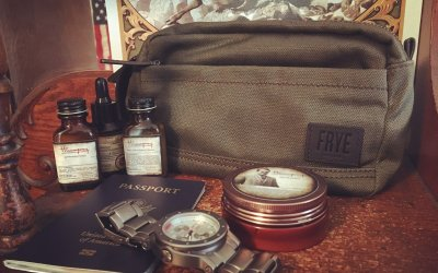 The Dopp Kit: A Necessity for Every Man
