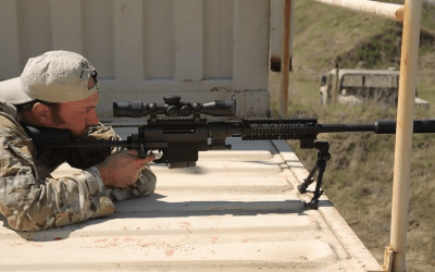 Nemisis Arms Valkyrie: The ambidextrous sniper rifle