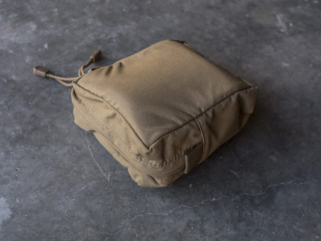 Tactical Assault Gear Padded Night Vision Utility Pouch