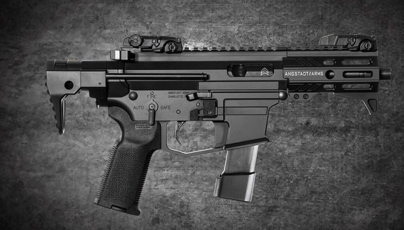 Will this be the Army's new submachine gun?