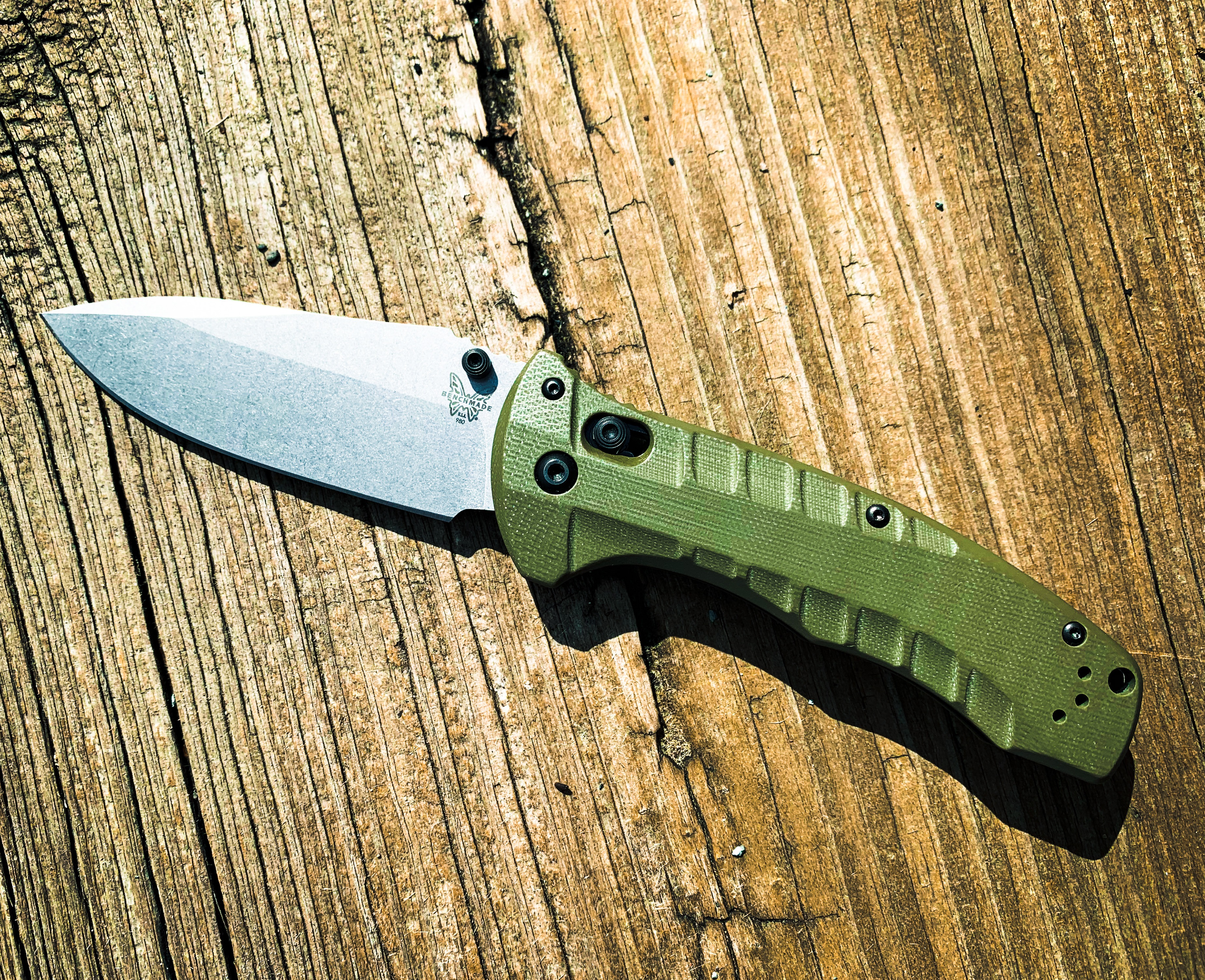 Benchmade 980 Turret: A new option in tactical folding