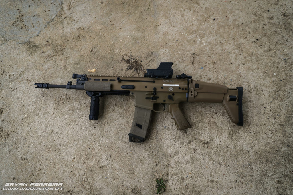FN SCAR Assault Rifle