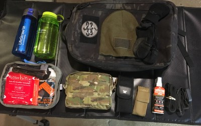 Vehicle Preparedness Kit: The 12-hour bag