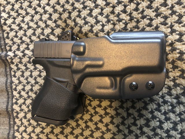 Why I chose the Glock 43 as my concealed carry pistol | The