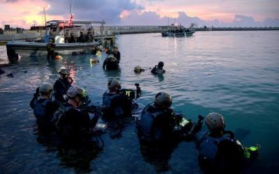 Naval Special Warfare reactivates stealthy SEAL unit on the East Coast