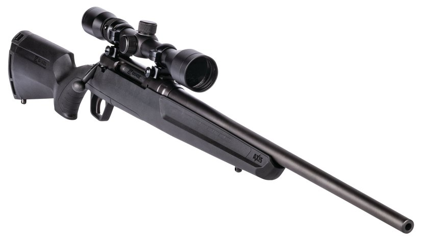 Savage AXIS Package Rifles Combine Superb Performance with Factory-Mounted Optics