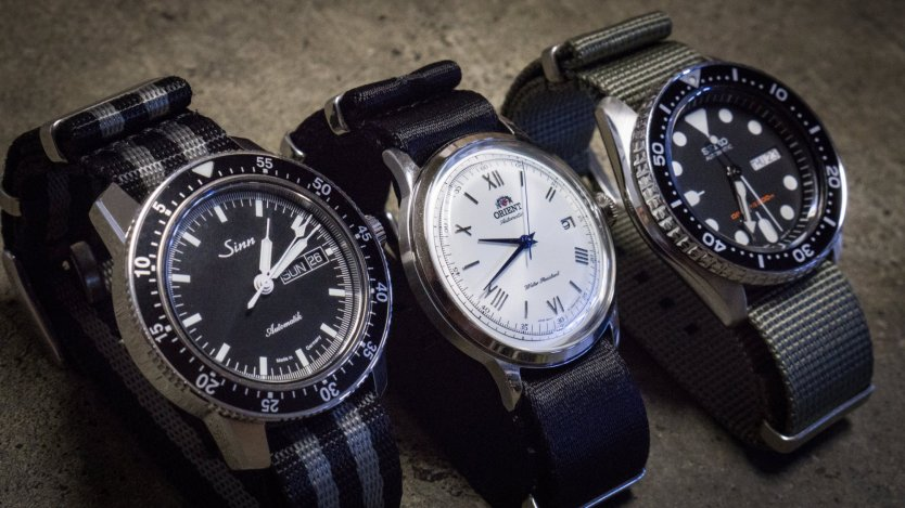 BluShark NATO straps: Step up your watch game
