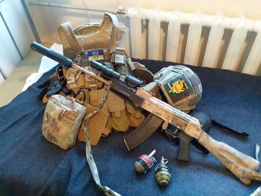 Don't forget the essentials when setting up your combat loadout